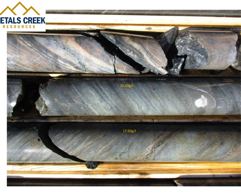 Metals Creek signs contract for minimum 2,500m drilling at Dona Lake