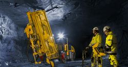 New mobile underground core drilling rig from Epiroc