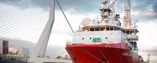 Fugro starts site investigations at two UK offshore wind farms
