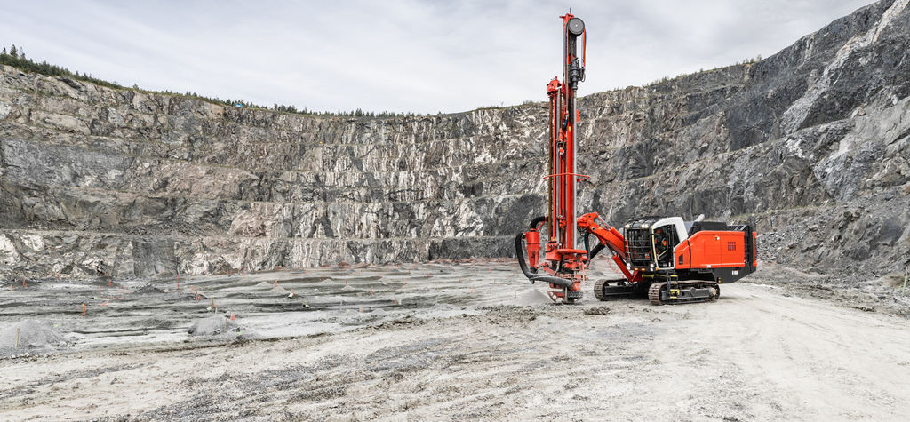 Sandvik receives major order for surface drills rigs in West Africa