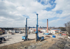 Soilmec launches new medium-size piling rig