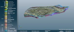 BGS releases free-to-access 3D underground regional models