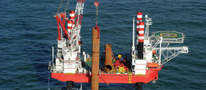 Seajacks signs foundation installation contract for Japanese wind farm