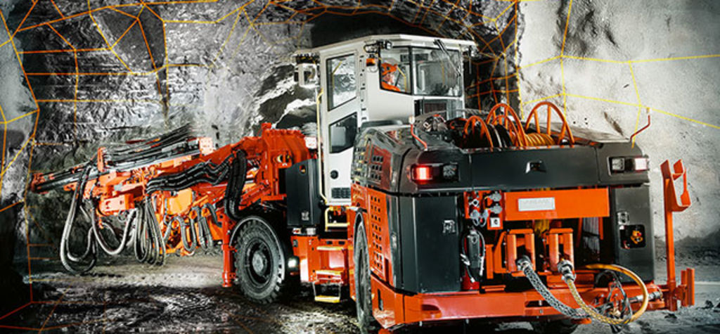 Sandvik and IBM digitising mining