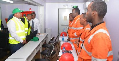 Djibouti Geothermal Energy Development Authority training on schedule