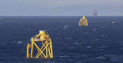 DEME Offshore completes Moray East foundation installation